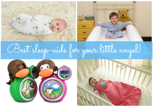 8 best sleep aids for babies!