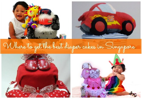 Where to get the best diaper cakes in Singapore