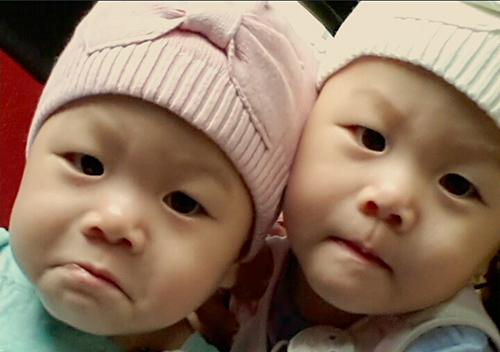 """""""I was just 18 when I found out I was pregnant – with twins!"""""""