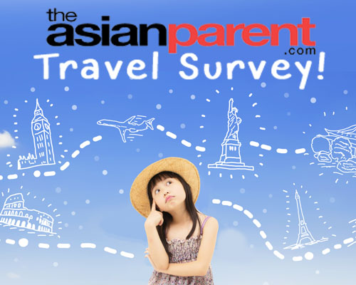 Win over $XXX worth of prizes with theAsianparent Kid's School Holiday Survey!