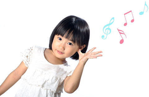 benefits of music for children