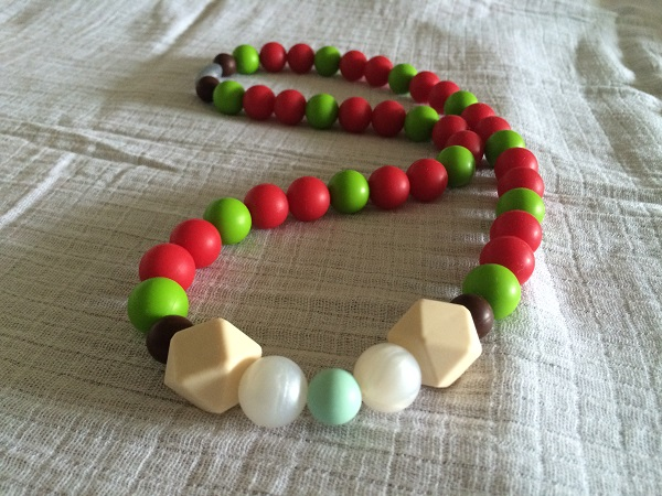 IMG 1657 Win Ana B Beads teething necklace & Eco Dough™ (worth up to $84)!