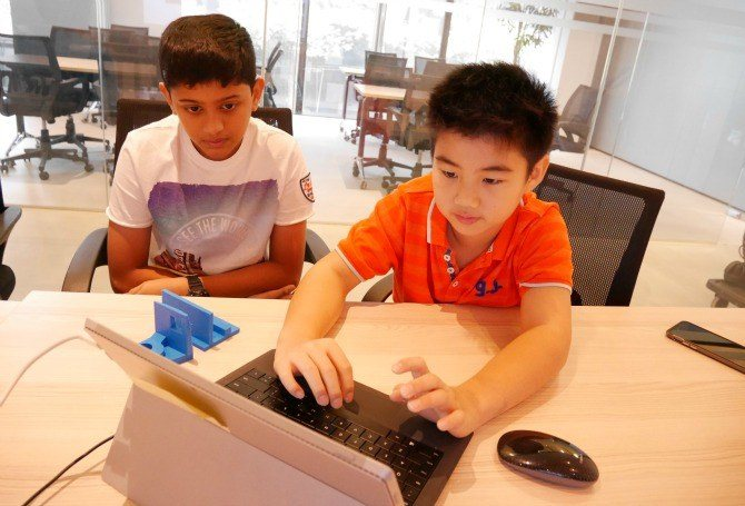 entrepreneurship courses for kids in singapore