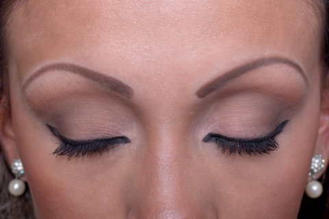 eyebrow embroidery