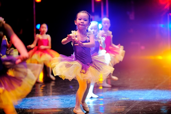 benefits of ballet for children
