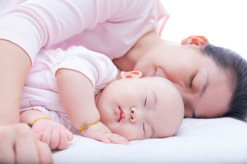 survival guide for new mums