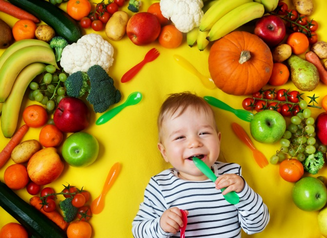 healthy immune system for kids