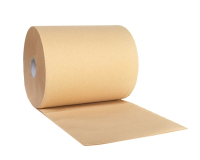 unbleached tissue