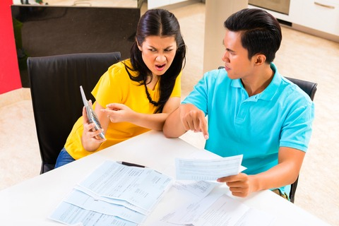 money How to stop fighting about money with your spouse