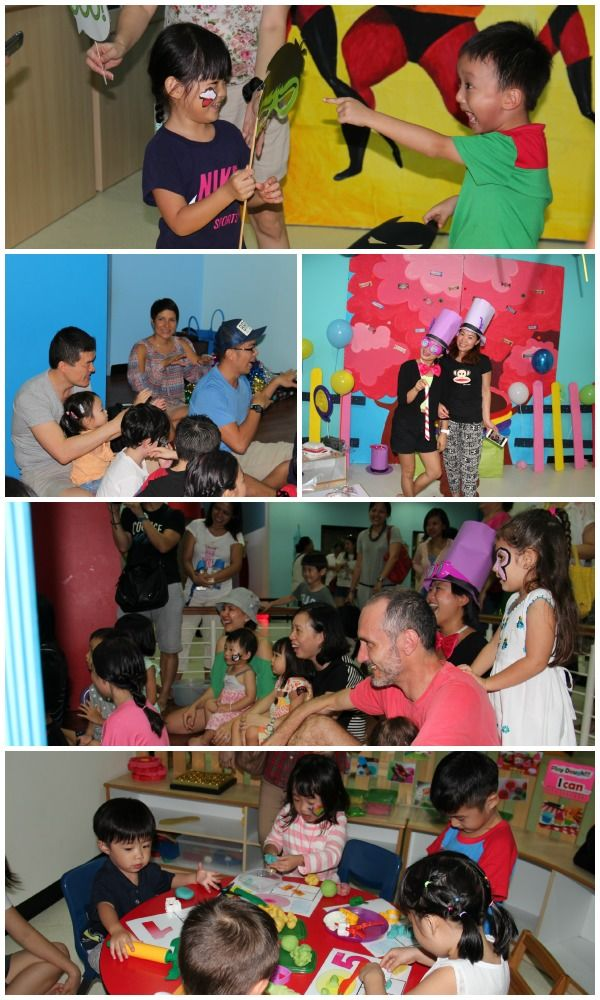 Fun times at the recent Spring Carnival held at Lorna Whiston bilingual pre-school @ Raintree Cove.