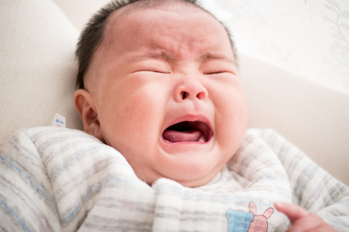 ora thrush in babies