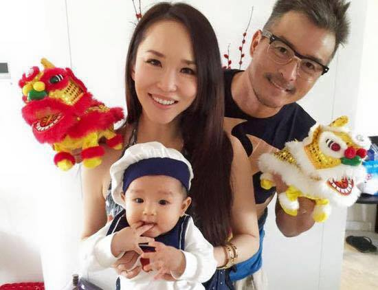 Fann Wong's weight loss