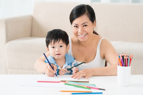 improve kids handwriting