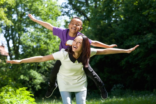 shutterstock 194049284 6 ways mom and son can strengthen their relationship