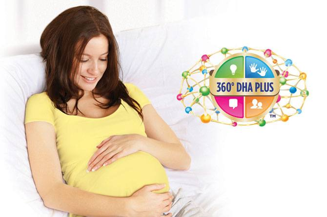 One way to keep both yourself and your developing baby healthy during pregnancy is to drink a high quality milk supplement such as Enfamama A+ with 360º DHA PLUS.