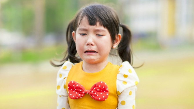 shutterstock 182721509 An open letter to the mummy of the little girl who hurt herself at the playground...