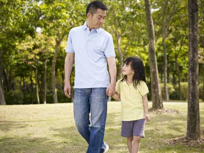 getting dads involved in parenting