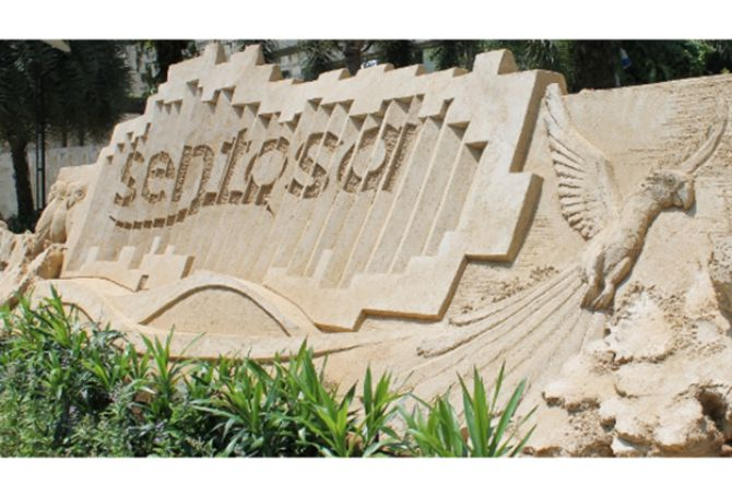 sentosa sg50 sand sculpture Your must have Jubilee Weekend fun guide: Day 4