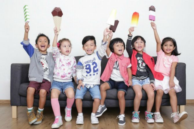 Kids clothing singapore