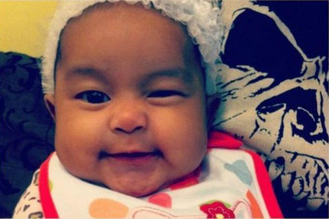 Kimberlina DeeDee 3months old My extended breastfeeding story: Why I still nurse my toddler