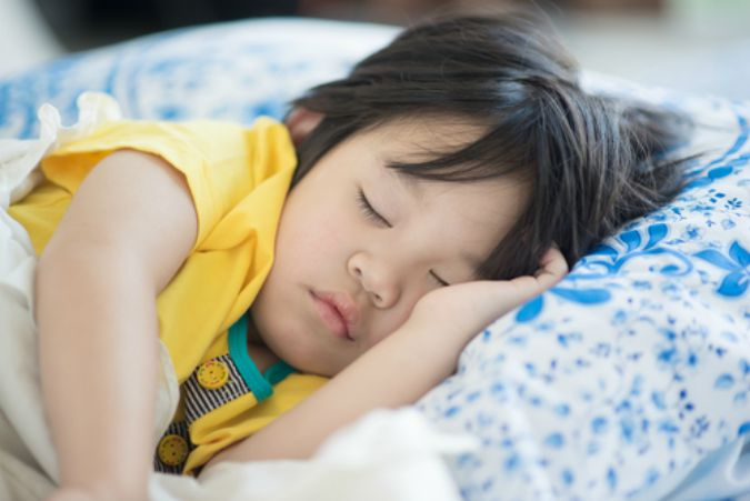 get your child to sleep