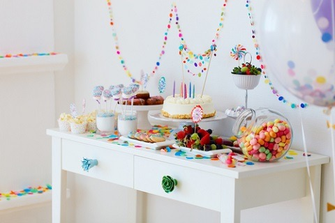 plan baby full month party, how to plan baby full moon party, baby showers