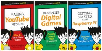 Dummies Junior 1 360x180 Why kids should code and how you   yes, you, mum & dad!   can learn with them