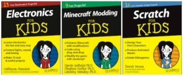 For kids Dummies 2 360x149 Why kids should code and how you   yes, you, mum & dad!   can learn with them