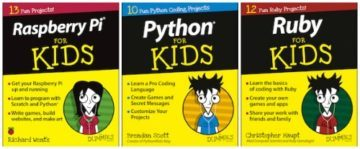 For kids Dummies 3 360x149 Why kids should code and how you   yes, you, mum & dad!   can learn with them