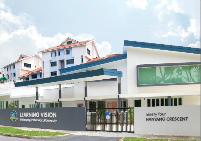 Learning Vision @ NTU has recently moved to a brand new location at Nanyang Crescent.