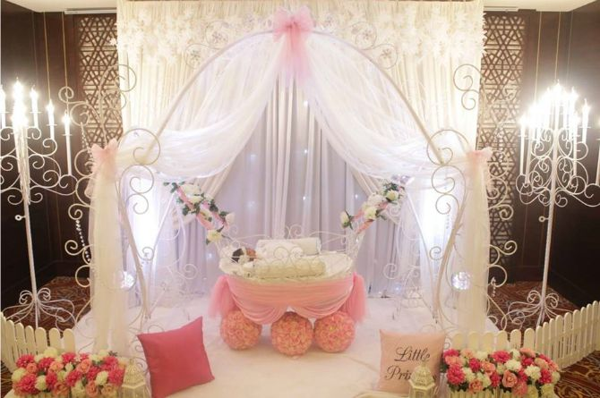 Malay customs for baby, Melayu, Baby, tradition, customs, culture, cultural, My Dream Cradle, Naik Buai, Cradle rocking, ceremony, ritual, Singapore, Malay parents