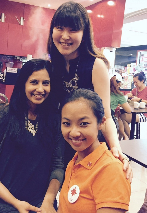 Kevryn Lim, single mums in Singapore