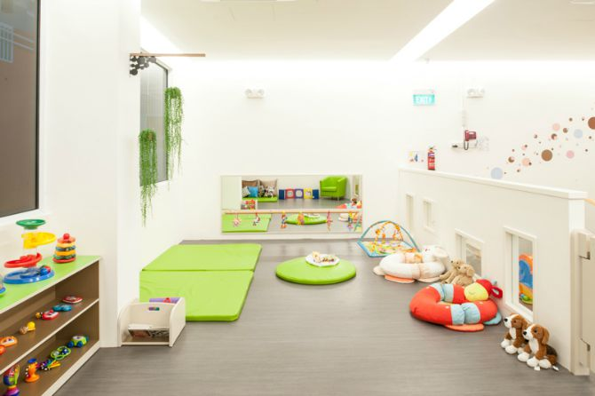 Warm and comfortable Why I chose My First Skool's learning environment for my daughter