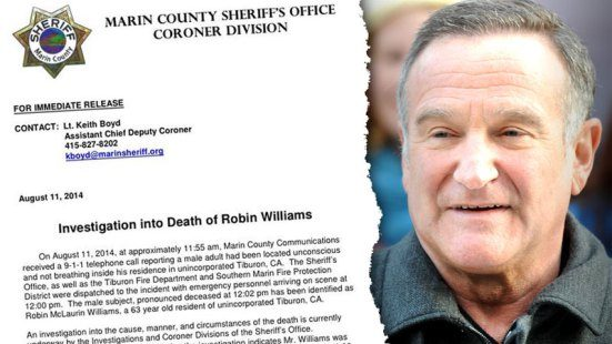 robin williams, suicide warning, suicide prevention