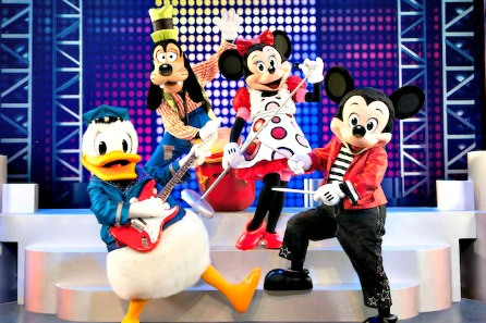 Win tickets to Disney Live! Mickey's Music Festival
