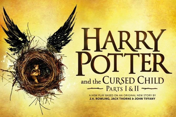 harry potter and the cursed child, harry potter sequel
