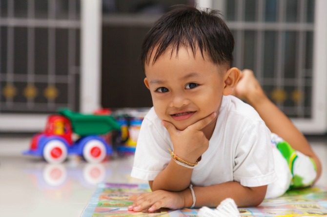 toddlers annoying habits