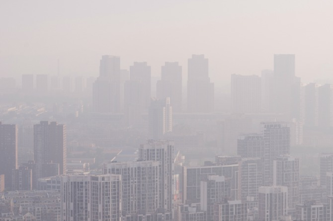 air pollution sa mga hindi pa isinisilang na sanggol