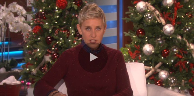 Ellen degeneres was shocked with a 3 year old girls periodic table ellen degeneres is stunned by a 3 year old girls periodic table knowledge urtaz Image collections