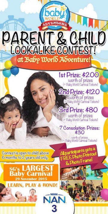 Win tickets to Baby World Adventure!