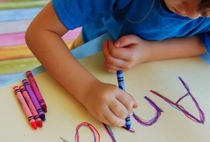 practice spelling with kids