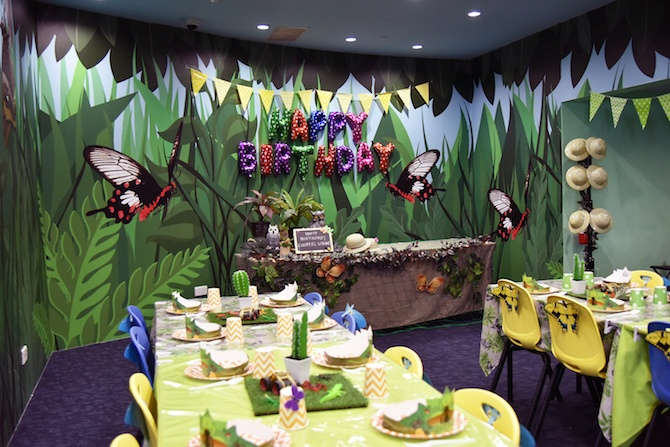 Unique Birthday Party Venues In Singapore