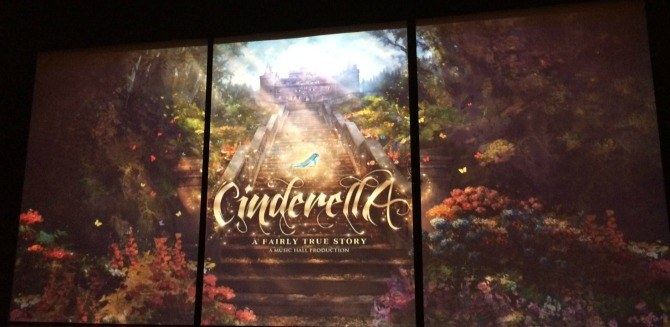 Cinderella Tears, laughter and lots of foot tapping at Cinderella   A Fairly True Story