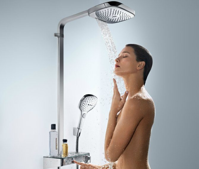 shower units in singapore