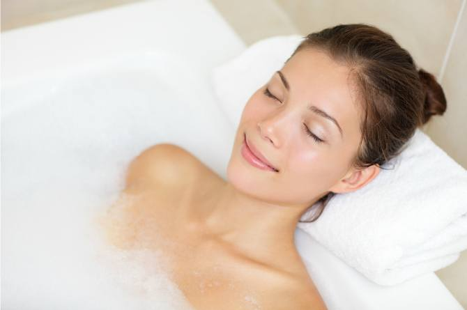 bubblebath Sex after delivery: Let's talk about it