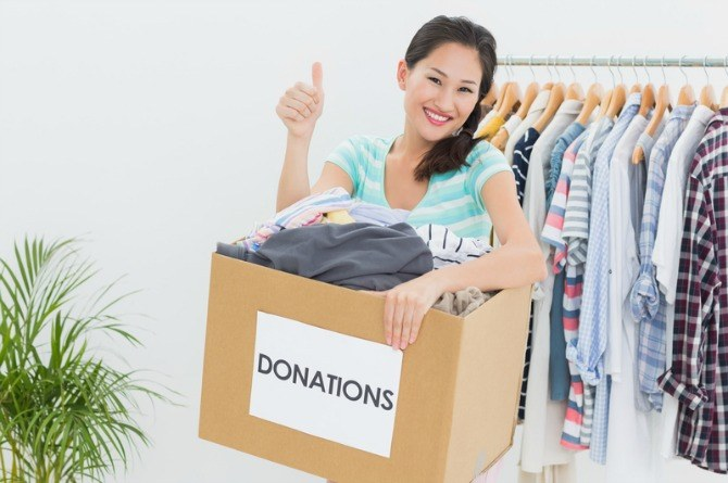donating preloved items to charities in Singapore