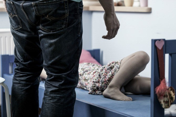Child sexual abuse asia