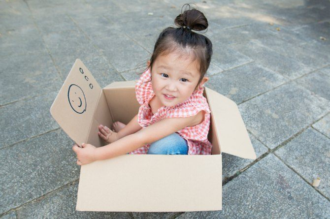 Imaginative play and the ability to socialize with adults are some skills that only children develop early