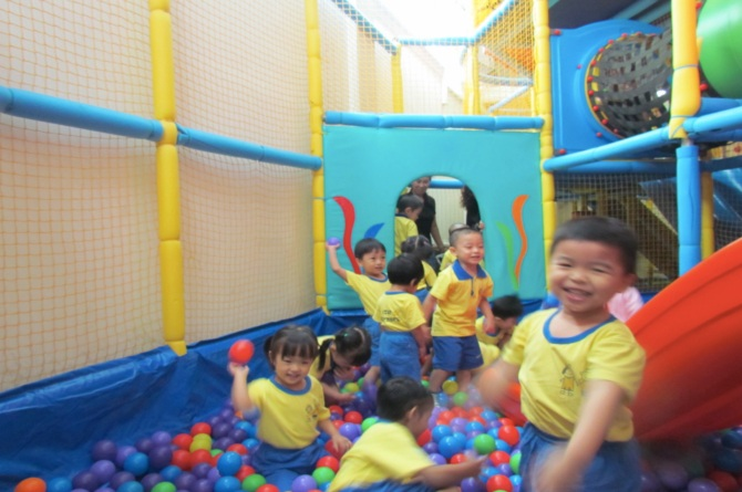 best indoor playgrounds in Singapore