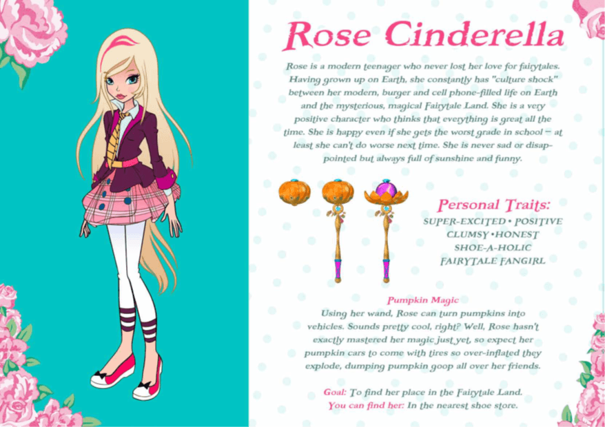 Allergies During Pregnancy >> Enrol in the Regal Academy and Go On a Whimsical Adventure with Rose Cinderella and friends at ...